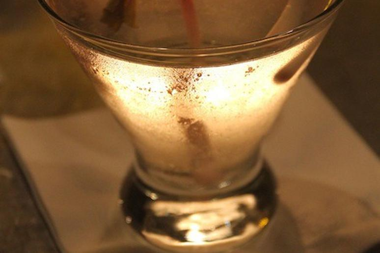The Green Table's Ramp Cocktail  Recipe