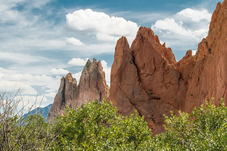 Colorado: Garden of the Gods
