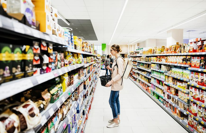 Are there any foods I should avoid at the store?
