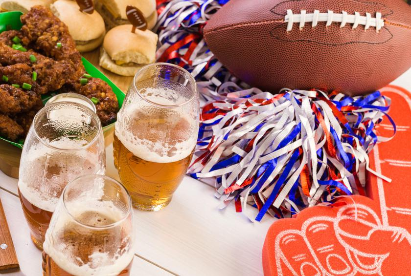 How to throw a great super bowl party even if you dont like how to throw a great super bowl party even if you dont like football aloadofball Choice Image