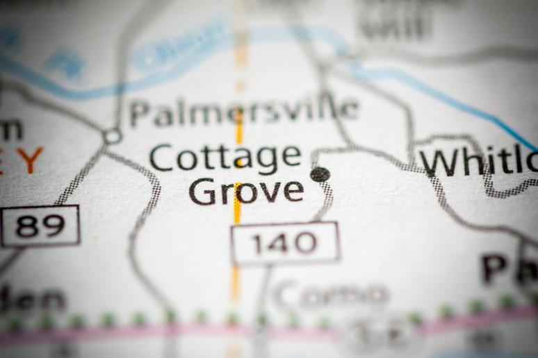 Tennessee – Cottage Grove Town