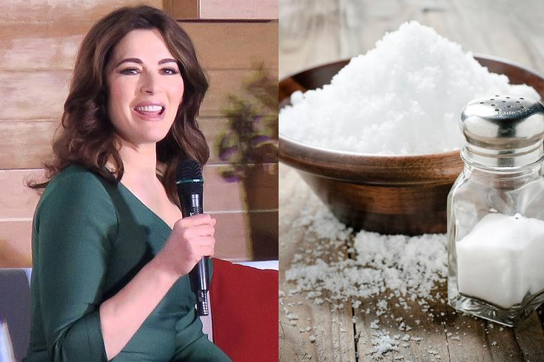 Nigella Lawson Seasoned Her Food and People Are Freaking Out