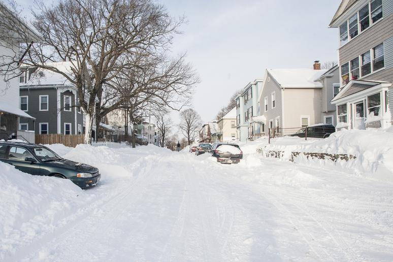 No. 10: Worcester, Mass. (Avg. Yearly Snow: 65.6 inches)
