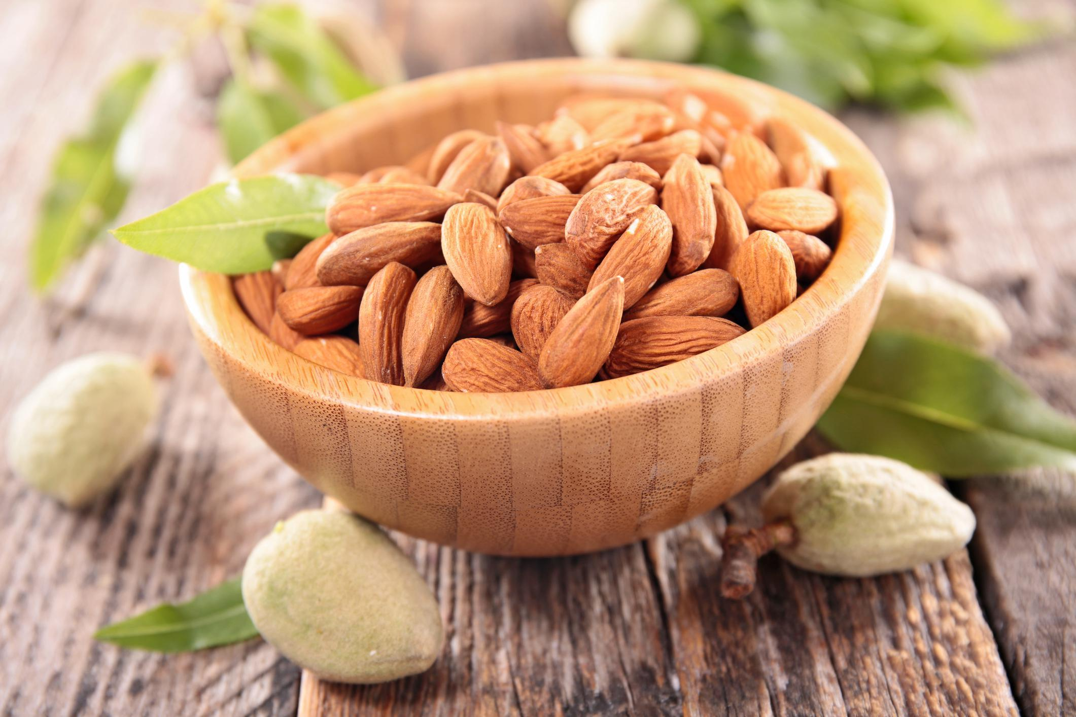 Almonds Aren't Nuts, They're Fruit