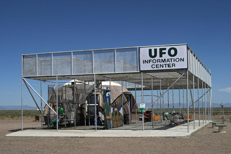 UFO Watchtower (Sagauche County, Colorado)