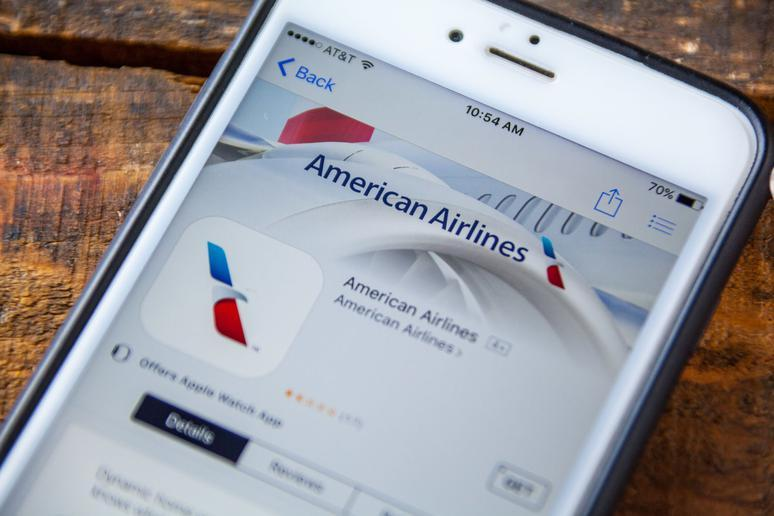 Download Your Airline's App
