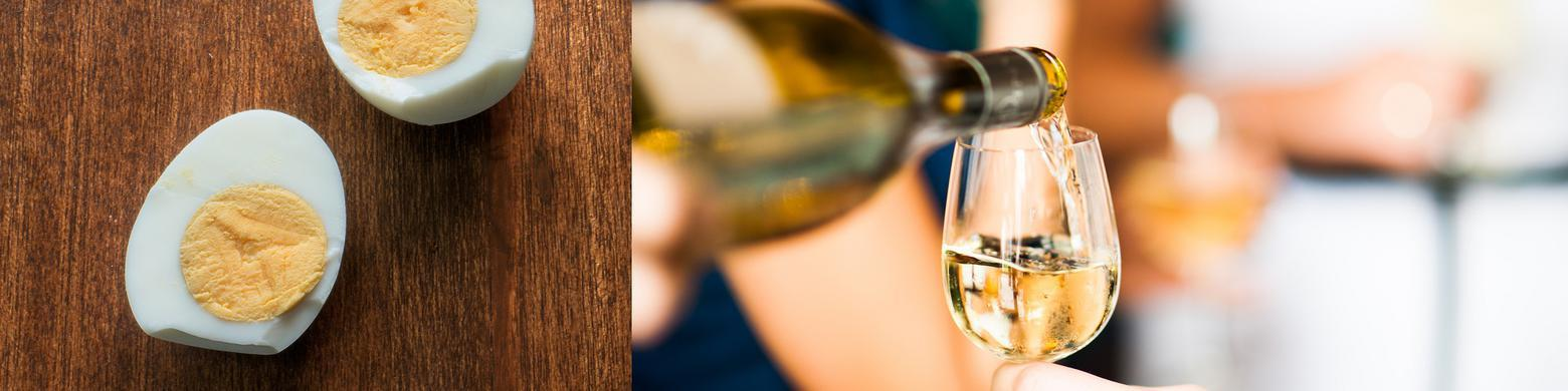 This Wine And Eggs Diet From The 1970s May Be The Craziest Health