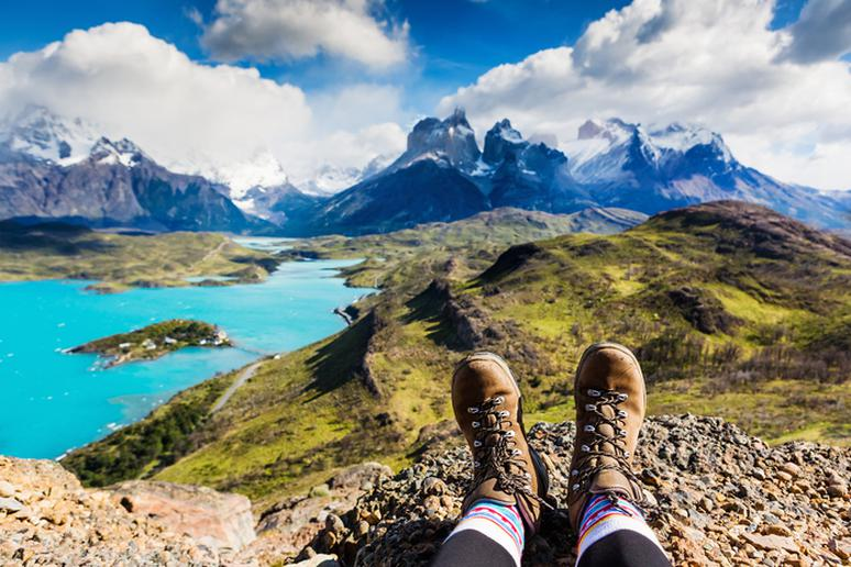 23. Hiking and Kayaking in Patagonia, Argentina and Chile