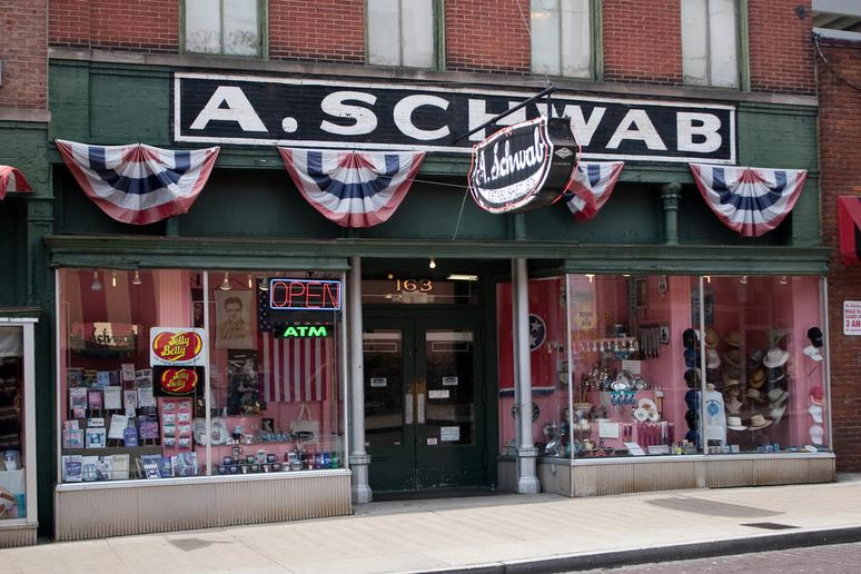 19. A. Schwab Trading Co. - Memphis, Tennessee