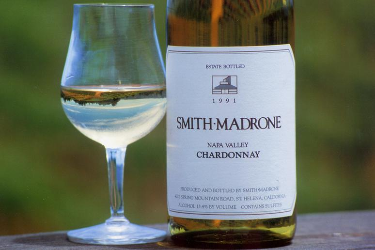 7. Smith-Madrone Vineyards and Winery, St. Helena, Calif.