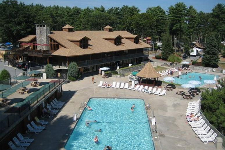 34. Normandy Farms Family Camping Resort - Foxboro, Massachusetts