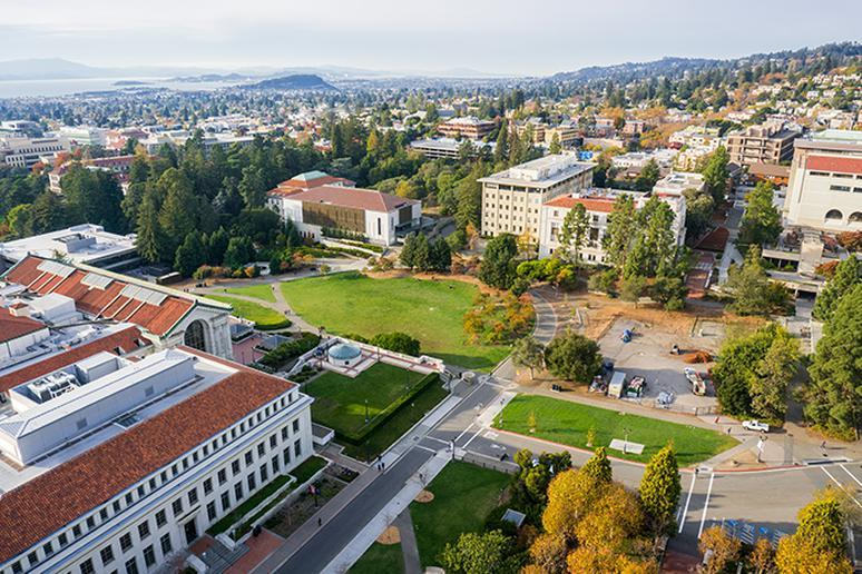 16. Berkeley, California