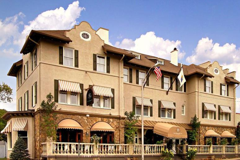 New Jersey – The Bernards Inn