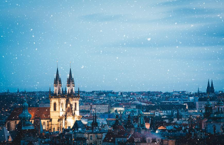 25 Places To Go If You Re Dreaming Of A White Christmas Gallery