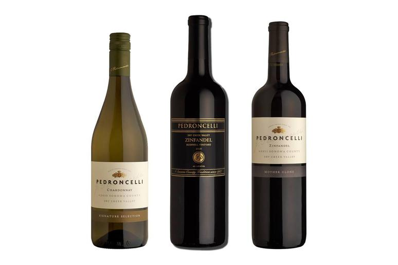 79. Pedroncelli Winery, Geyserville, Calif.