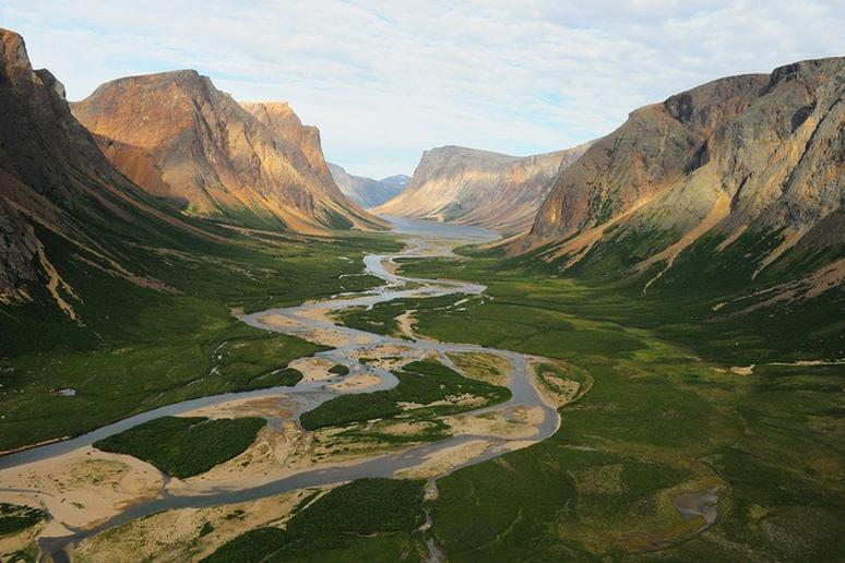 Torngat Mountains National Park, Canada