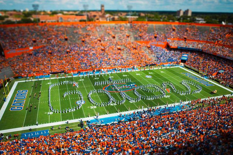 """""""UF is the Ivy League of the South"""""""
