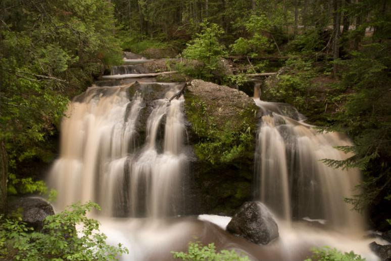 Wisconsin: Amnicon Falls State Park