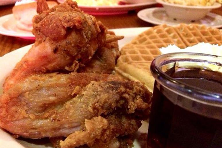 #9 Roscoe's House of Chicken and Waffles, Multiple Locations in California