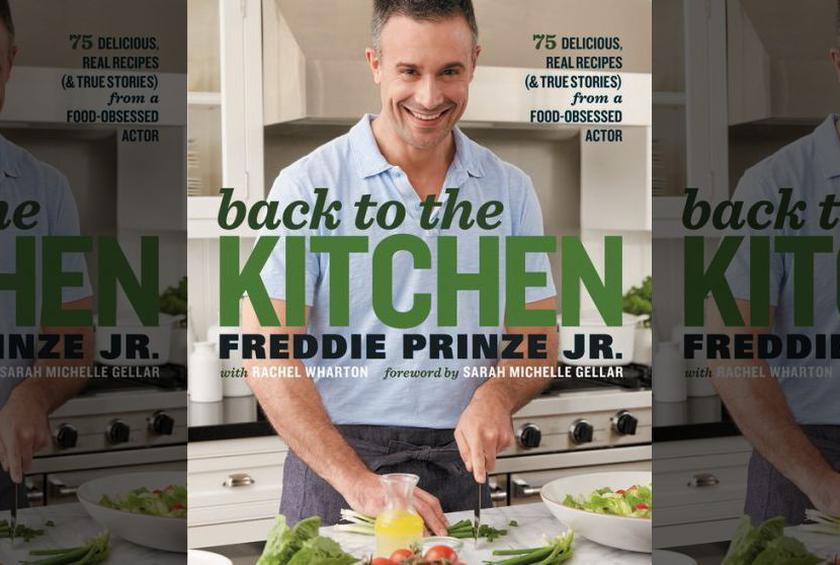 Freddie prinze jr launches first cookbook joins bevy of celebs rodale books forumfinder Gallery
