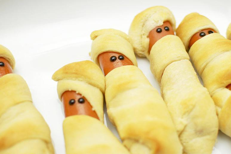 Crescent Mummy Dogs