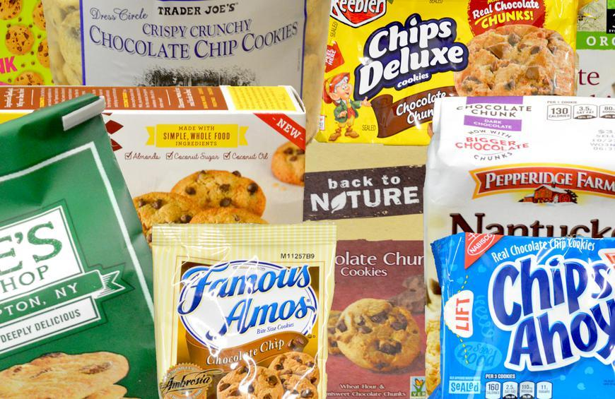 The Top Store Bought Chocolate Chip Cookies Ranked Gallery