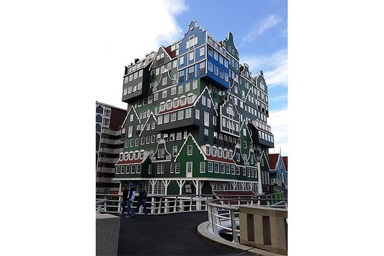 Zaandam Inntel Hotel, The Netherlands