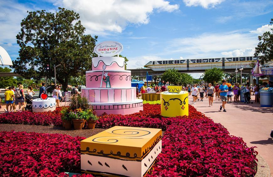 Epcot S International Food Wine Festival Launching New