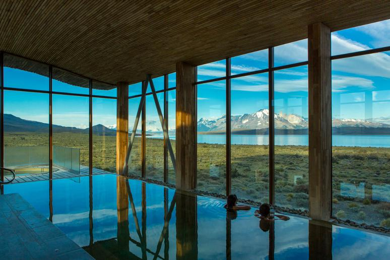 Tierra Patagonia, Hotel & Spa (Torres del Paine, Chile)