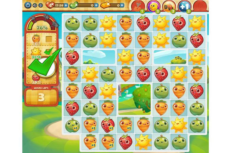 Meal or No Meal Game - Free Online Puzzle Games