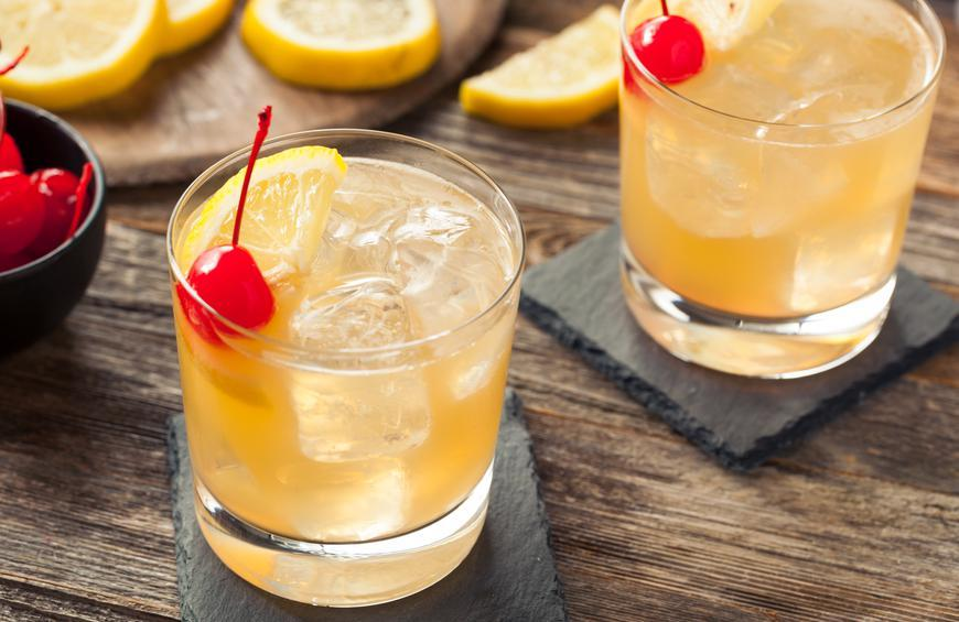 How to Make a Whiskey Sour Recipe by AdamBoles3