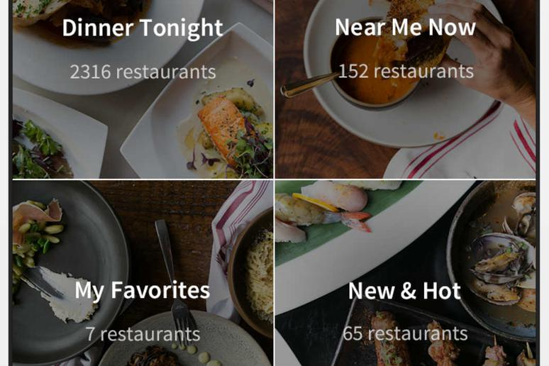 Opentable Starts Ranking Nearby Por Restaurants And Adds Now Option