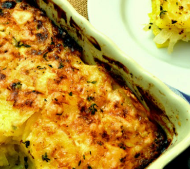 how to cook scalloped potatoes on the bbq