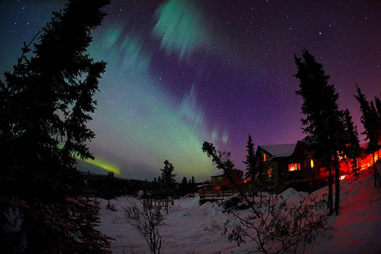 Alaska: Northern Lights (Fairbanks)