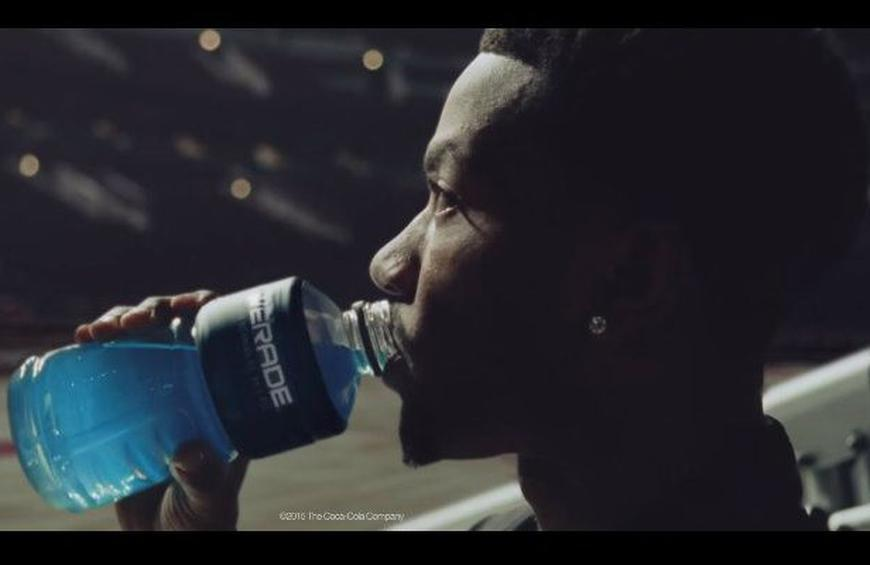 b375700971a5 Derrick Rose Stars in New Powerade Ad