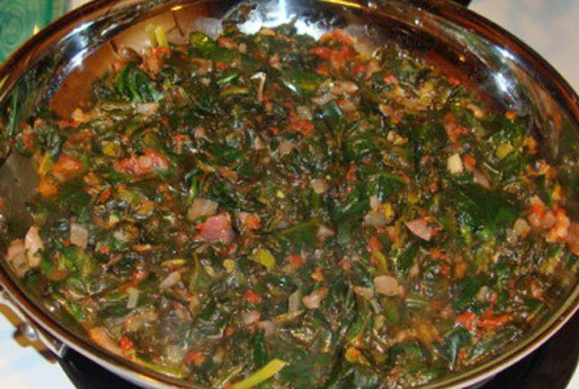 Turkish spinach recipe by joy e stocke and angie brenner turkish spinach forumfinder