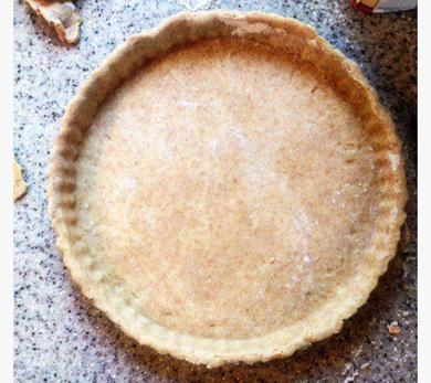 Whole-Wheat Pie Crust