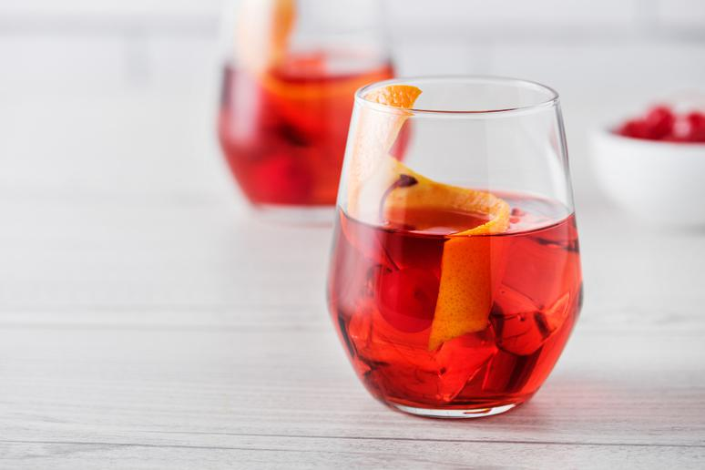 Dubonnet and Gin