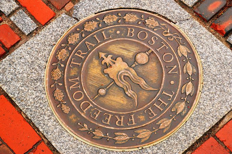 Boston, Massachusetts: Freedom Trail