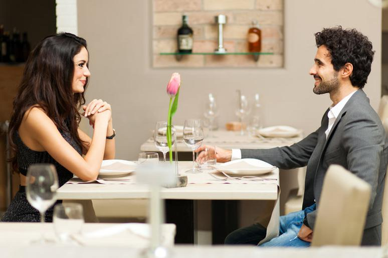 What to talk about on a first date with someone you already know