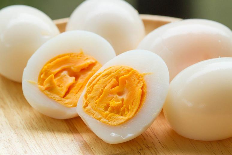Boiled Eggs in the Microwave