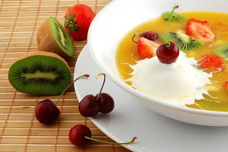 Fresh Fruit Soup