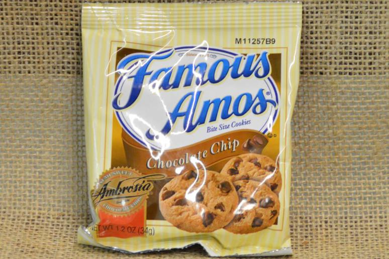 #9 Famous Amos