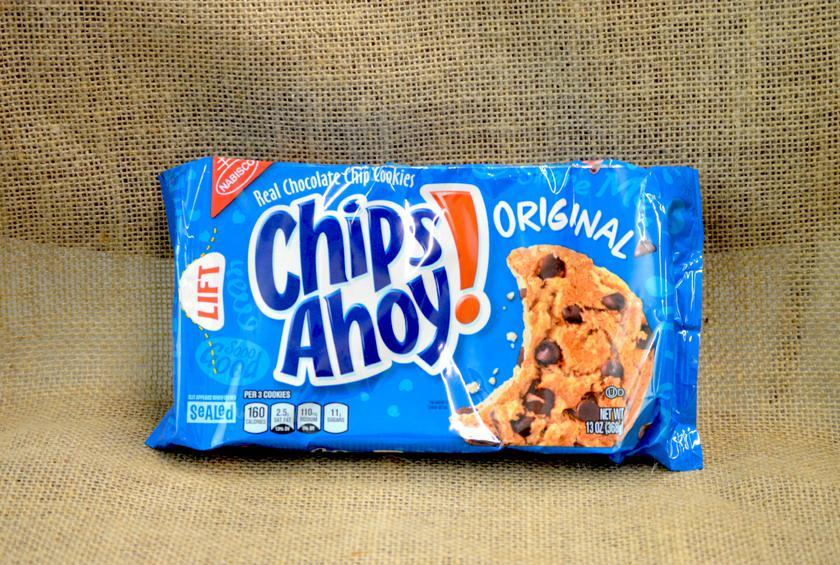 #1 Chips Ahoy