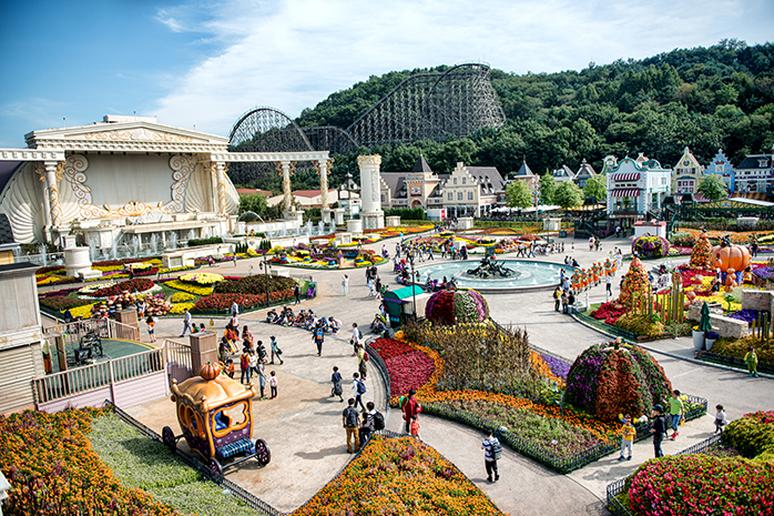 Everland, South Korea