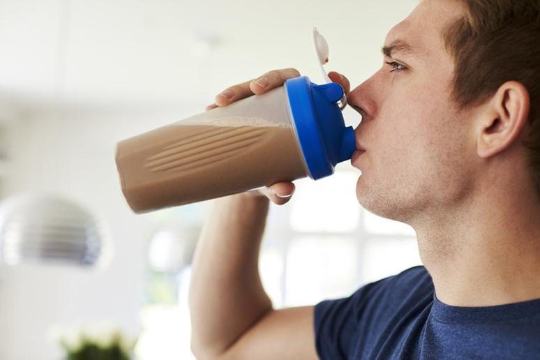 Protein and other nutrition shakes
