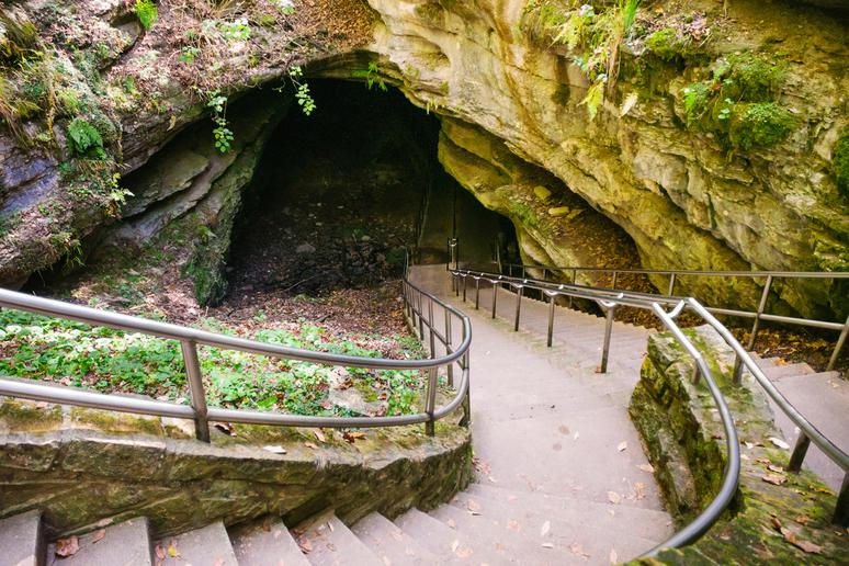 Mammoth Cave National Park, Ky.