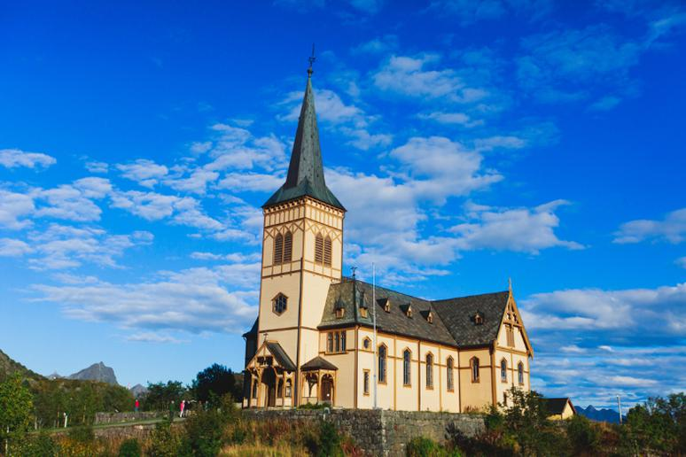 Don't talk about religion in Norway