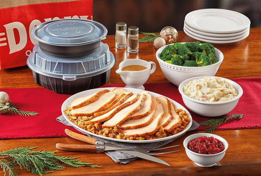 19 Chain Restaurants Serving Thanksgiving Dinner