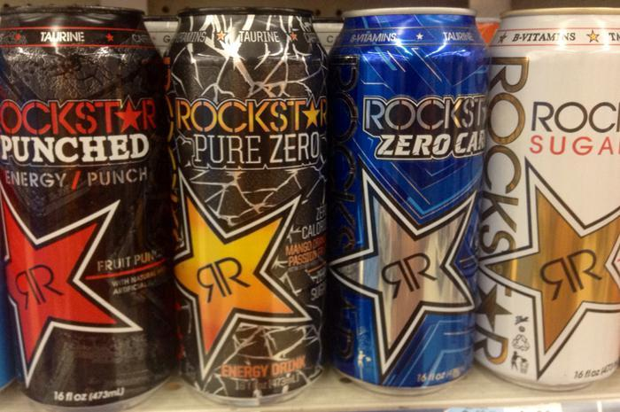 Rockstar From The Most Dangerous Energy Drinks The Active Times